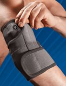 Elbow magnetic wrap