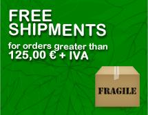 Free shipments