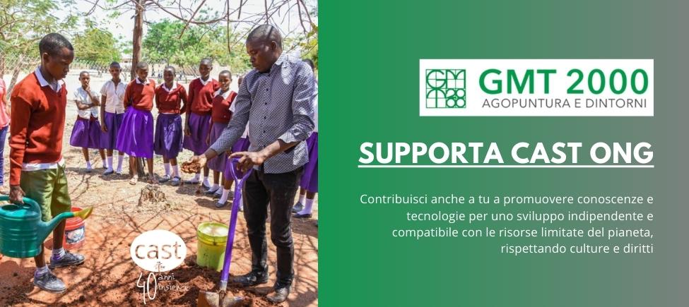 GMT2000 supporta le attività di Cast-ONG