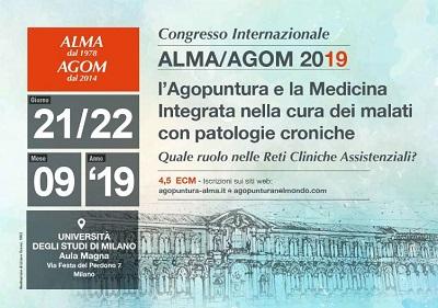 Congresso ALMA-AGOM 2019